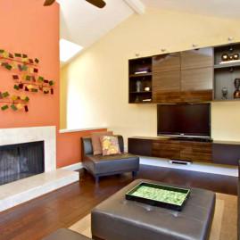 Living Room, Color & Design (Corte Madera)