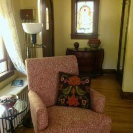 Living Room Design (Minneapolis, MN)