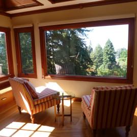 Sunroom Color & Design, Soft Peach (Berkeley, CA)
